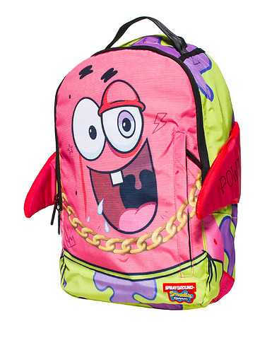 SPRAYGROUND BOYS Pink Accessories / Backpacks and Bags 0