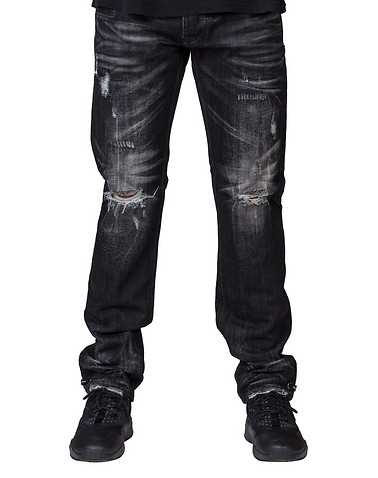 PLAY CLOTHS MENS Black Clothing / Jeans