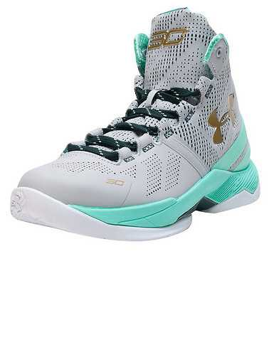 UNDER ARMOUR GIRLS Grey Footwear / Sneakers 6