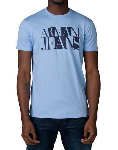 ARMANI JEANSENS Blue Clothing / Tops