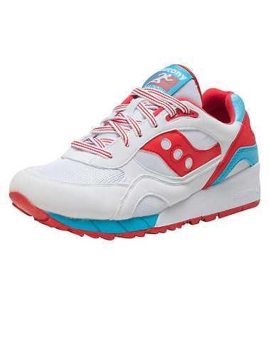 SAUCONY MENS White Footwear / Sneakers 10