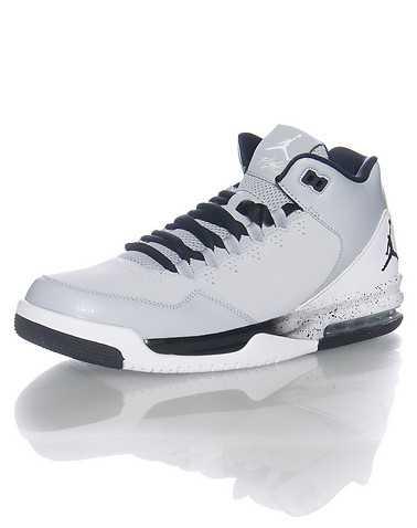 JORDAN MENS Grey Footwear / Sneakers 9