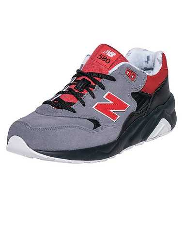 NEW BALANCE BOYS Grey Footwear / Sneakers