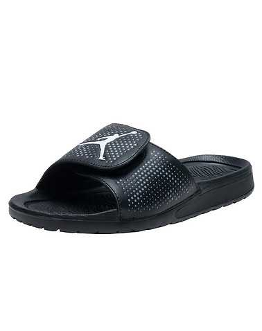 JORDAN BOYS Black Footwear / Sandals