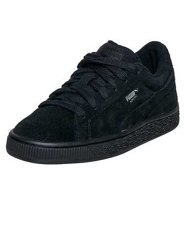 PUMA GIRLS Black Footwear / Sneakers 1
