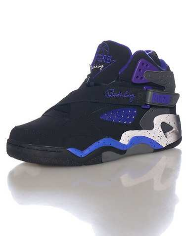 EWING ATHLETICS MENS Black Footwear / Sneakers 5