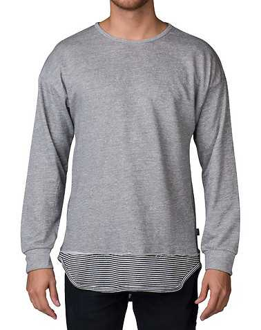 EPTM MENS Grey Clothing / Tops L