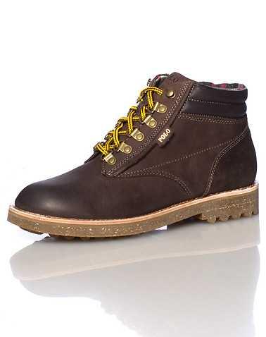 POLO FOOTWEAR MENS Brown Footwear / Boots