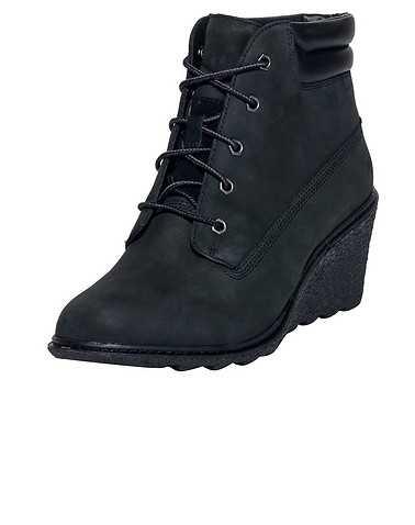 TIMBERLAND WOMENS Black Footwear / Boots