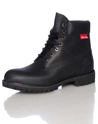 TIMBERLAND MENS Black Footwear / Boots 13