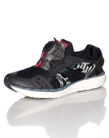 PUMA MENS Black Footwear / Sneakers 12
