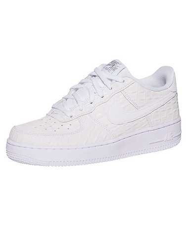 NIKE BOYS White Footwear / Sneakers